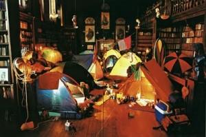 tim walker tent