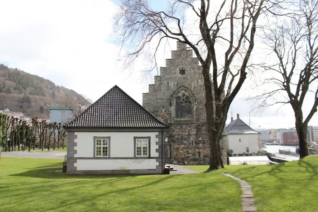 Bergenhus festning - Sverresborg 049