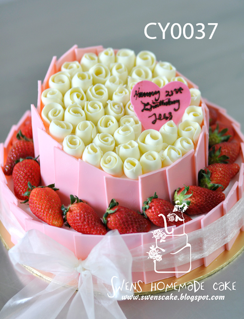 CY0037-special-design-for-21st-birthday-cake-make-by-swens-homemade-cake-penang