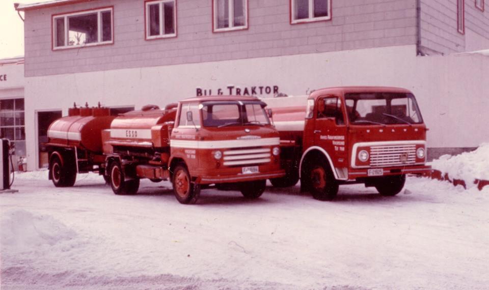 tangen, vikersund 1963